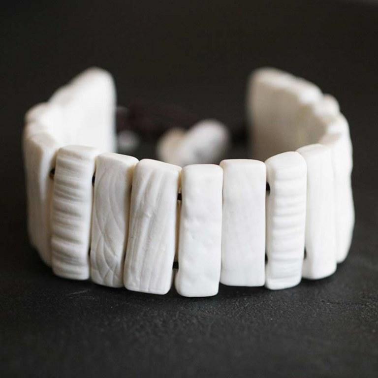 Manchette Porcelaine