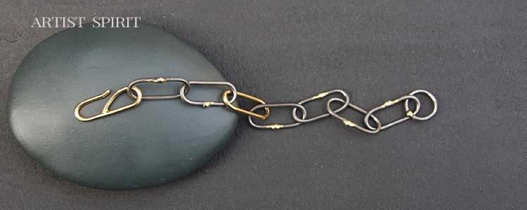 French Artist jewelery