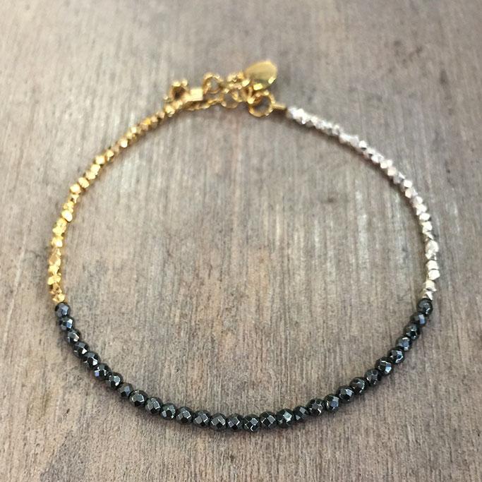 Bracelet Sign Pyrite