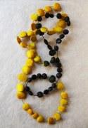 Yellow Stones Necklace