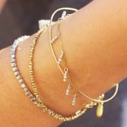 Bracelet Namibie Argent