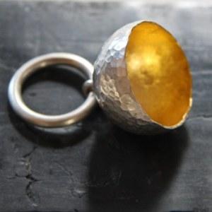 Bague Mine d'Or