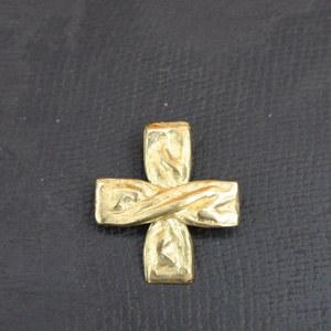 Pendentif Croix Noeud